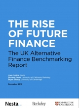 Nesta The Rise of Future Finance