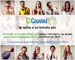 ECrowd! financiacion colectiva alternativa