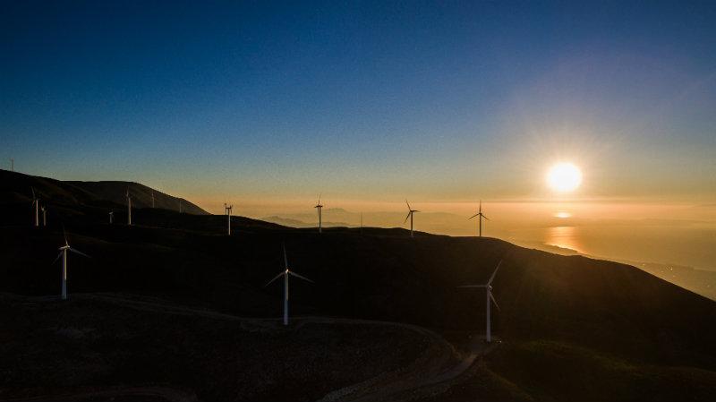 energía eolica y renovable