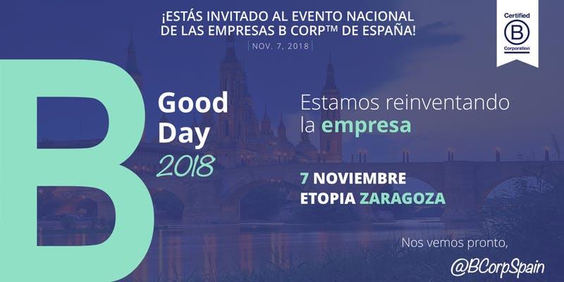 B Good Day 2018